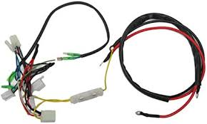 amazon com engine wiring harness for gy6 150cc engine automotive engine wiring harness for gy6 150cc engine