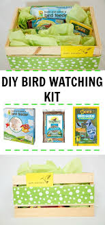a diy bird watching kit makes a great gift for boys and s no matter the season at non toy gifts giftsforkids diy birds