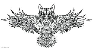 Owl Coloring Page Owls Coloring Pages New Free Printable Owl