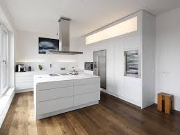 mid century modern kitchen white. Full Size Of Countertops \u0026 Backsplash: Oven Side By Refrigerators Wooden Varnished Flooring Kitchen Mid Century Modern White E