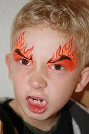 simple boy face painting ideas easy face painting ideas for kids add fun to the kids
