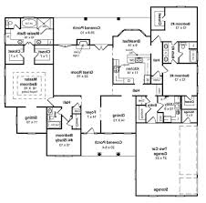 Front Basement Walkout House Plans  Home Design And StyleWalkout Floor Plans