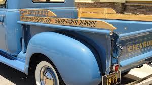1950 Chevrolet 3100 Thriftmaster Pickup | F154 | Monterey 2012