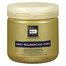 roc daily resurfacing disks28ea