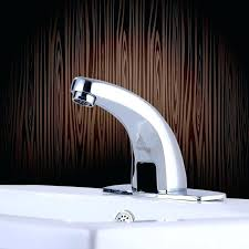 motion sensor faucet. Sensor Faucet Bathroom Motion Saving Hands Free Hot And Cold Automatic Infrared