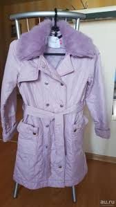 <b>Пальто</b> демисезонное для <b>девочки</b> Села на 8-10 лет — купить в ...