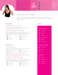 Design Haven Creative Resume Template Us Letter