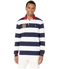 polo ralph lauren long sleeve rugby polo
