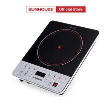 Bếp hồng ngoại cảm ứng SUNHOUSE SHD6005 chính hãng