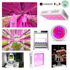 Details About New Vander High Quality Led Grow Light Full Spectrum Hydro Medical Plant Lamp