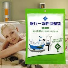 new large disposable travel bathtub liner folding tub membrane bathtub bag baby swimming plastic bag plastic tub cover z3 high quality bag bag china bag