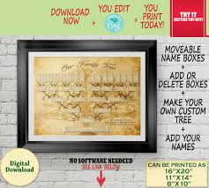Family Tree Maker 2010 Download Easy To Use Customizable Family Tree Template Wikiproverbs
