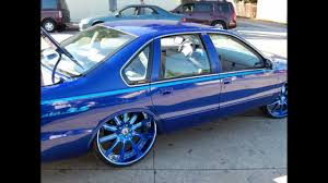 California Upholstery 1996 Impala - YouTube