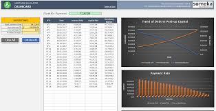 Home Loan Calculator Xls Excel Mortgage Calculator
