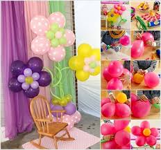 balloon decoration ideas praktic ideas 1 find fun art projects