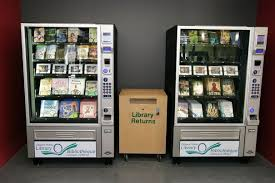 Vending Machine Books Gorgeous Toronto Library To Roll Out Booklending Machine At Union Station