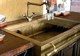 designer kitchen sinks and taps old world style remarkable retro