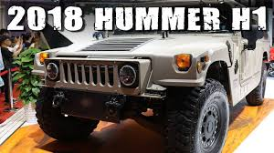 2018 hummer 4. unique hummer all new hummer h1 revival of the legend in form of 2018 humvee cseries and hummer 4 youtube