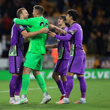 Why Pierluigi Gollini was angry during Tottenham's Carabao Cup win over  Wolves - football.london