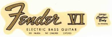 vintage guitars collector fender collecting vintage guitars bass 6