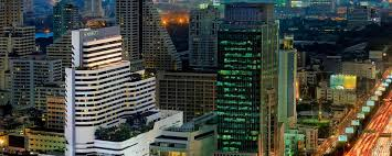Luxury Hotel Sukhumvit Road Downtown Bangkok Jw Marriott