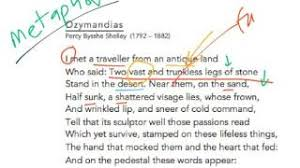 ozymandias poem essay ozymandias poem essay compare the way in which the r tic poet keats presents paradox and contrast