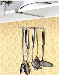 12 hooks kitchen rack utensil hanger tool hooks holder