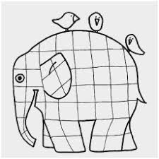 Elmer The Elephant Coloring Page New 148 Best Elmer De Olifant