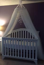 Captivating How To Make A Canopy For Crib Photo Design Inspiration .
