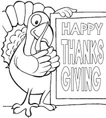 Happy Thanksgiving Printable Coloring Pages Happy Thanksgiving