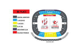 Bc Place Seating Chart Hsbc Canada Sevens Release New Premium Seating Option