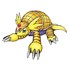 Digimon Armor Evolution Chart Armadillomon Digimonwiki Fandom