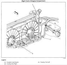cavalier engine cooling system diagram wirdig cooling fan wiring diagram as well as 2001 chevy impala 3 8 engine