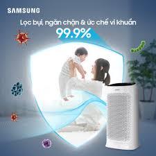 Samsung - MÁY LỌC KHÔNG KHÍ DIỆT KHUẨN 99.9% KHỎI GÁNH LO...