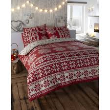 our range of duvets duvet covers sheets and bedding innsbruck flannel duvet set red at tjhughes co uk