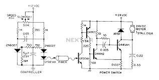 optical circuit sensors detectors circuits next gr by dc variable speed motor control circuit diagram of an optical fiber
