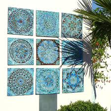 ceramic wall art cool outdoor wall decor garden decor outdoor wall art made from ceramic set on ceramic wall art tiles australia with ceramic wall art umechuko fo