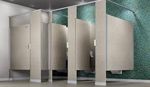 Metal Bathroom Partitions Decoration