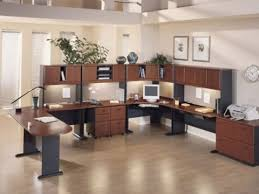 huge office desk. Huge Desk. Office Contemporary-chocolate-workplace-desk-580x435 Desk R