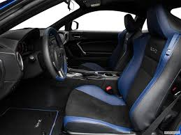 2015 subaru brz interior. 2015 subaru brz manual seriesblue coupe front seats from drivers side brz interior
