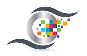 Online Free Logo Maker - Digital Eye Logo Design