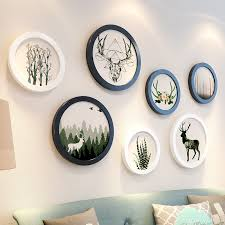 picture frames wall hanging collage