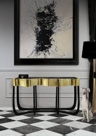 black console table. Black Console Table Most Beautiful Tables You Can Find 3