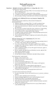 Mortgage Loan Processor Job Description Template Best Ideas Of