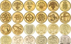 Pound Coin Designs Worth Money New Pound Coin Enters Circulation Today Everything You Need
