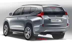 2018 ford kuga south africa. wonderful 2018 mitsubishi pajero dakar 2016 aparece em imagens de patente  carros e  for 2018 ford kuga south africa