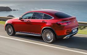 Elegant and versatile, the glc suv shines in any setting. 2020 Mercedes Benz Glc Class Coupe Debuts With More Power Tech And Updated Looks