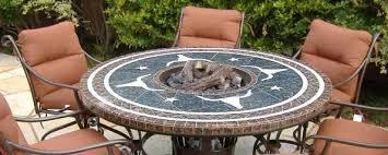 Shop Texas Outdoor Patio Furniture Dining Tables And Fire PitsTexas Outdoor Furniture