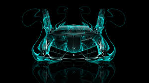 lamborghini veneno front fire abstract car
