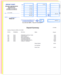 printable deposit slips quickbooks deposit slips